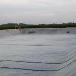 Vernieuwen PVC zeil naar EPDM folie Rummen